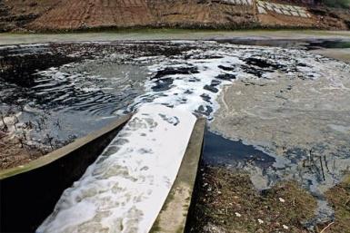 福山区综合污水检测
